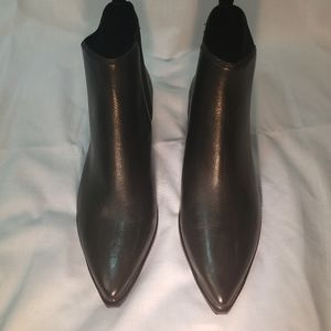 Marc Fisher cute booties.  Brand new. Never worn.